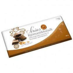 Sirius Icelandic Chocolate Meersalz/Karamell 200g
