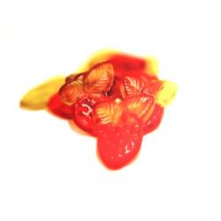 Fruit Snäcks Erdbeer-Rhabarber