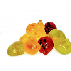 Fruit Snäcks Obstsalat