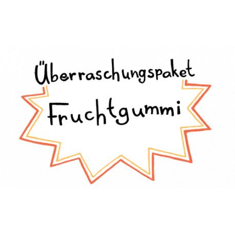 Überraschungspaket Fruchtgummi