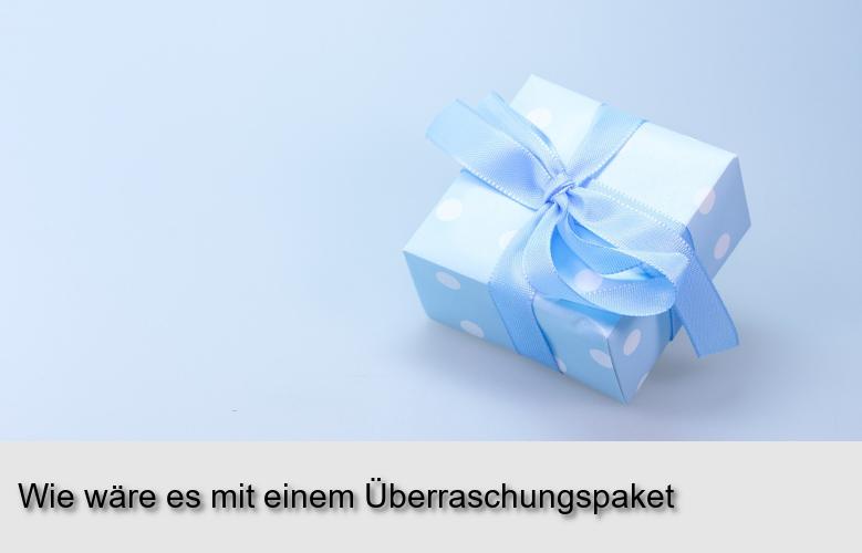 Ueberraschunsgpaket